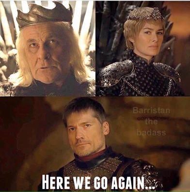 game of thrones king meme