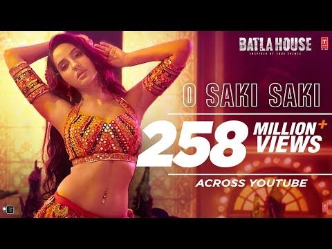 O Saki Saki Batla House Most Famous And Popular Song Lyrics And Direct Download Song In 2020 Bollywood Songs Songs Mp3 Song