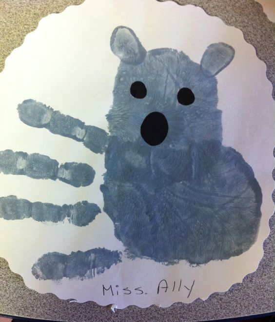 Koala craft koalas and crafts for preschoolers on pinterest for Australian arts and crafts