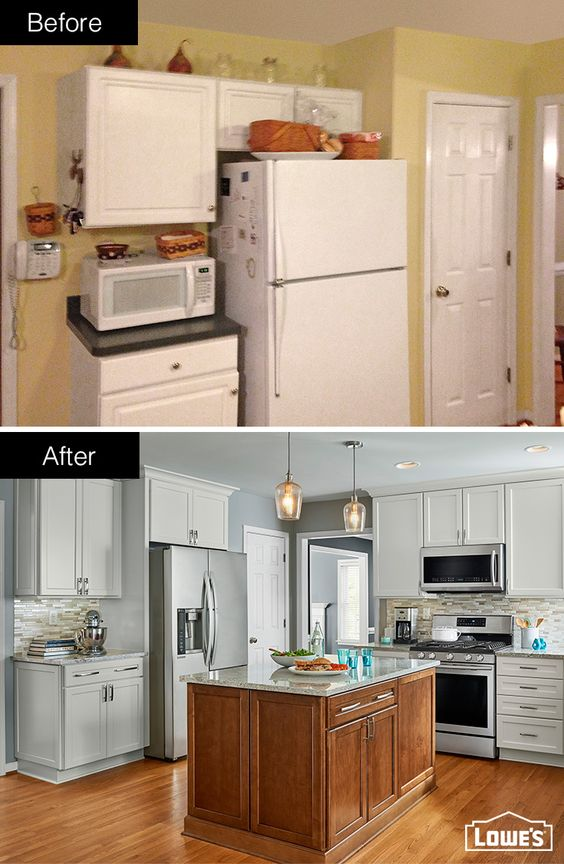 Pinterest the world s catalog of ideas for What color to paint kitchen cabinets with stainless steel appliances