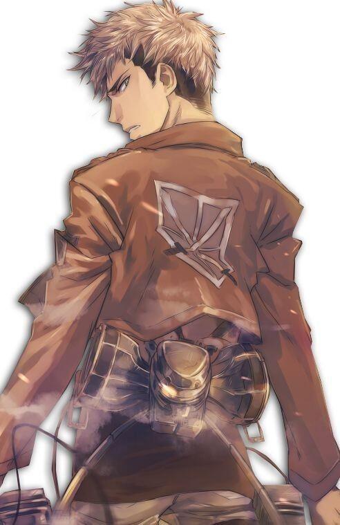صور شخصيات هجوم العمالقة ماركوو و جان Attack On Titan Jean Attack On Titan Art Attack On Titan Anime