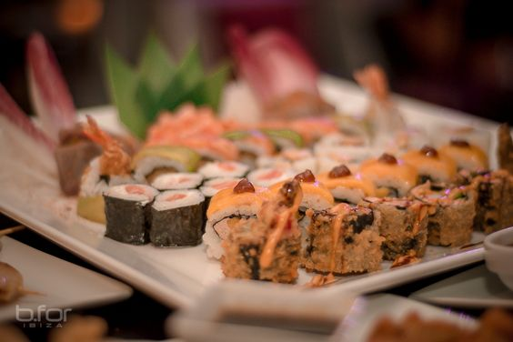 Sushi en tempura ¿Puedes resistirte?
