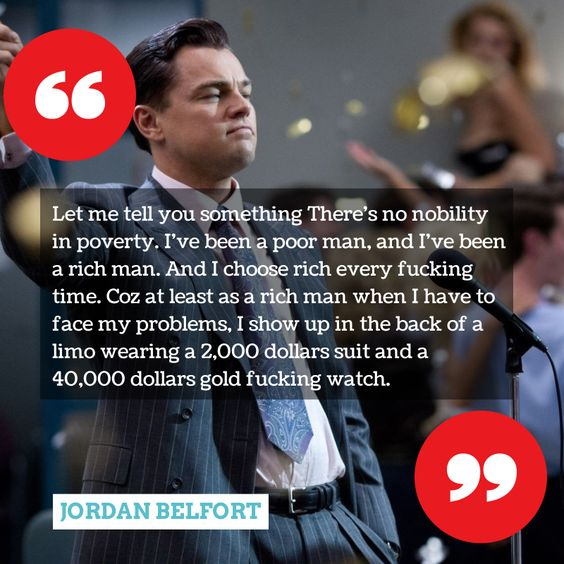 Wolf Of Wall Street Wallpaper Quotes
