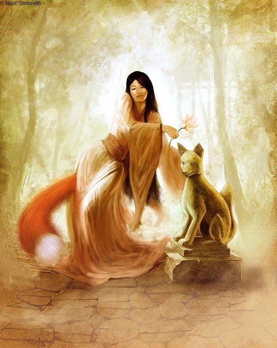 Huli+Jing,+Fox+Spirit.jpg (815×1024):