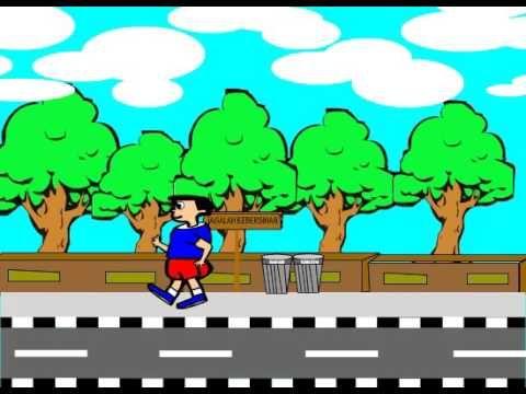 33 Gambar Kartun Jalan Jagalah Kebersihan Di Jalan Raya Youtube Download Hand Drawn Cartoon Gambar Pemandangan Jalan Kartun Do Kartun Gambar Kartun Gambar