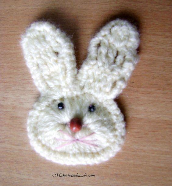 Amigurumi Rabbit Face : Pinterest The world s catalog of ideas