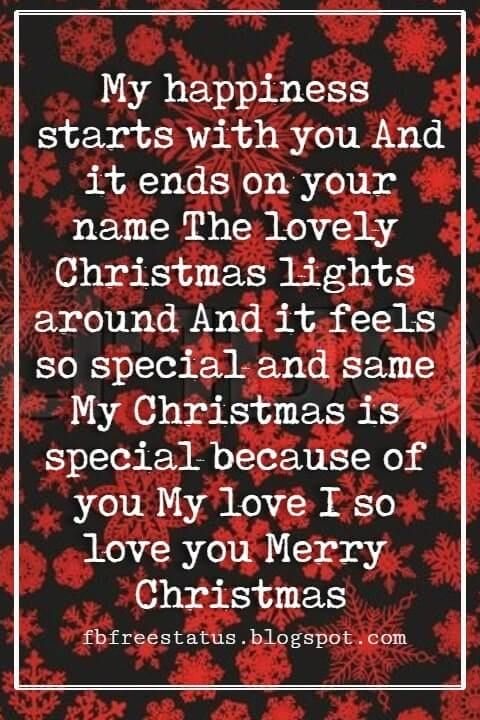 Merry Christmas Love Quotes Messages With Images Christmas Love Quotes Merry Christmas Love Merry Christmas Quotes
