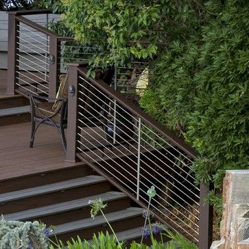 Image Result For Feeney Cable Rail Stairs