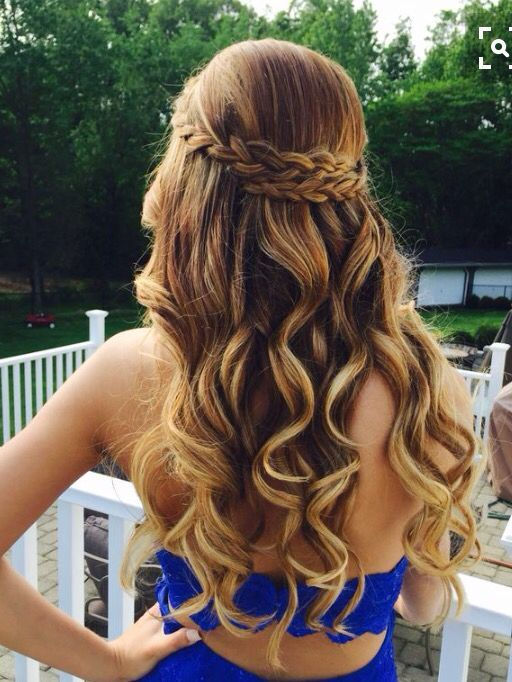 Grade 8 Grad Hair Hair Styles Long Hair Styles Hairstyle