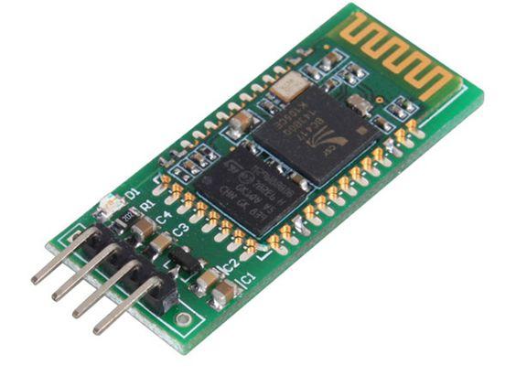 Connect an Arduino to a $7 Bluetooth SerialModule