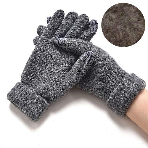 Warm Thick Gloves Kid Gloves Winter Hand Finger Full Warmer Children Mittens