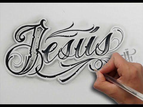 15 Tatuajes con el nombre de jesus