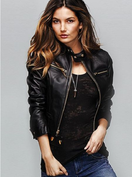 Fashion Leather Jackets Women cxzrU6