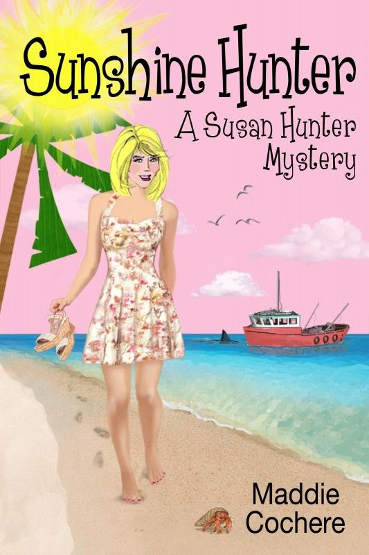 Sunshine Hunter by Maddie Cochere on StoryFinds -Heat up winter - Enjoy a #Chicklit #ebook - Humorous, sometimes ominous, Sunshine Hunter is quirky and fun! https://storyfinds.com/book/12934/sunshine-hunter