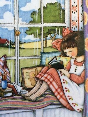 Mary Engelbreit Artwork-A Good Book-Handmade Magnets   eBay