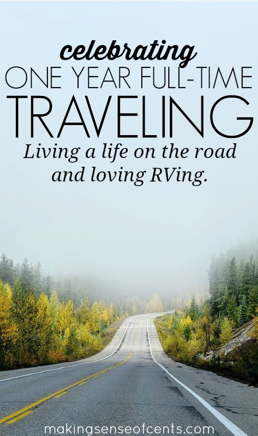 We've been RVing for over one year now. We absolutely love RV life and couldn't imagine life any other way. Are you interested in RV life?