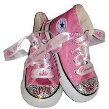 Sparkly Diva shoes