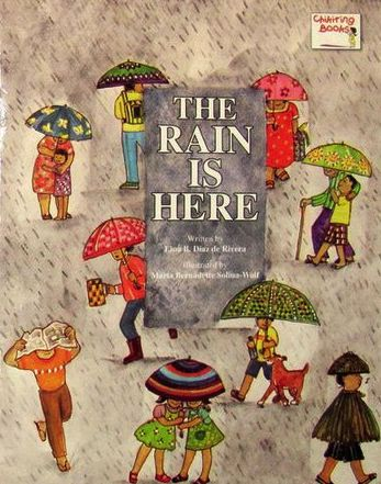 Helen Borten.  Yay!!  I lovethe rain.