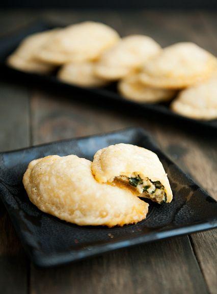 spinach cheese empanadas recipe: To freeze, lay unbaked empanadas side ...