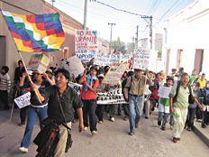 MadalBo: Ambientalistas en peligro