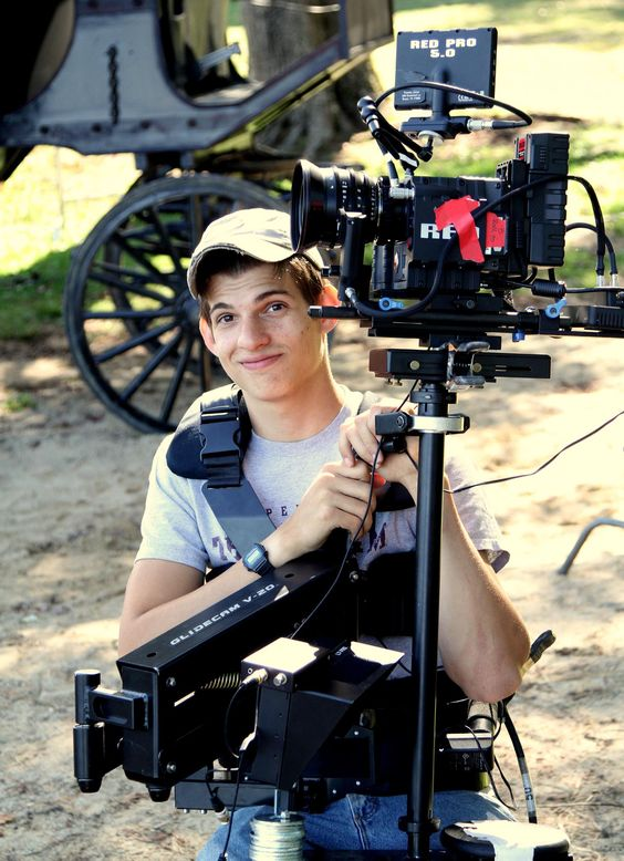 Meet our Key Grip, Timothy Jones! Timothy brought a lot of experience to the camera department on Wanted, having worked on several feature films, including Beyond the Mask, Polycarp: Destroyer of Gods, Indescribable, and Alone Yet Not Alone, among others.