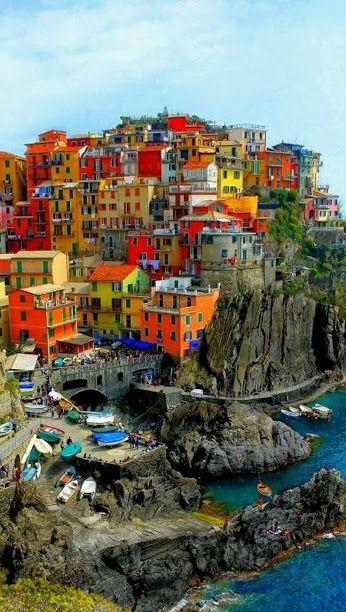 CINQUE   TERRE  ITALIA Google+