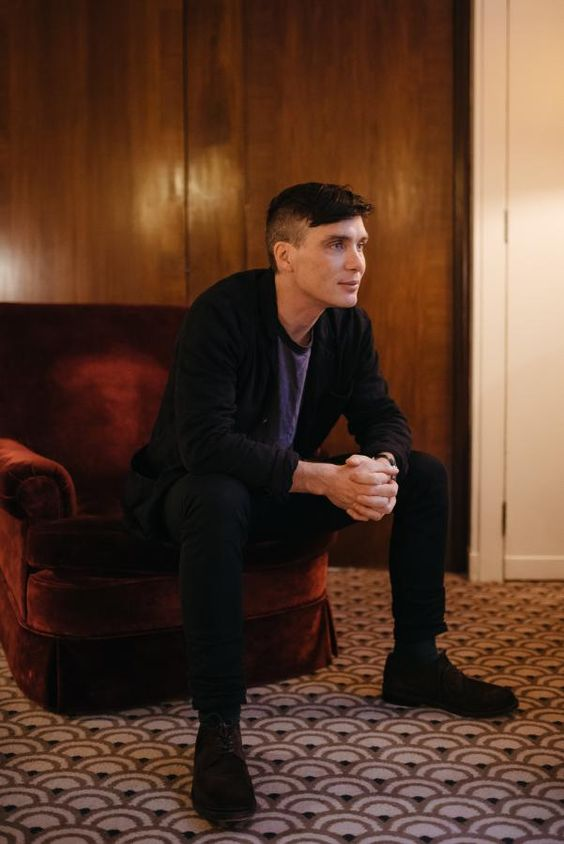 Cillian Murphy, a private man.