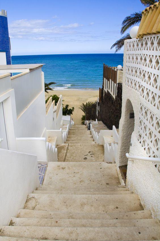 Playa del Jandia, Costa Calma, Spain