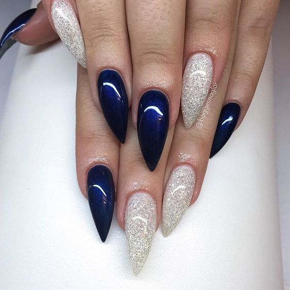 Nails Shape, Colors And The O'jays On Pinterest