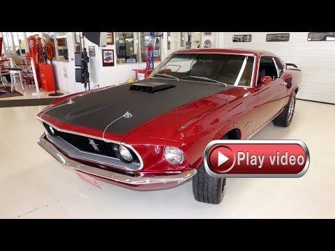 Classic 1969 Ford Mustang For Sale 2144284 42 495 Columbus