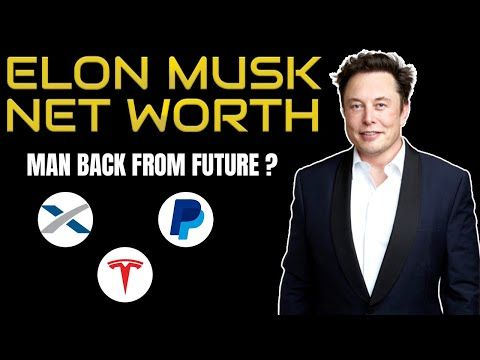 Elon Musk Net Worth 2020 You Must Have Known About Elon Musk But Do You Know How Much Is His Worth Do You Know Why He Is Known As Th In 2020
