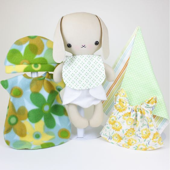 Bessie the Baby Bunny- Gift Set