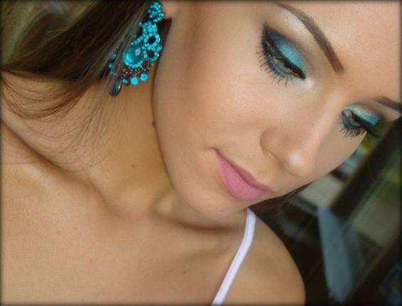Вечерний летний макияж — Отзывы о косметике — Косметиста