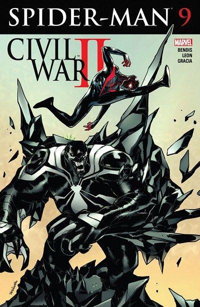 Spider-Man n°9 (16.11.2016) http://amzn.to/2glpitY #spiderman #marvel #comics #civilwar2