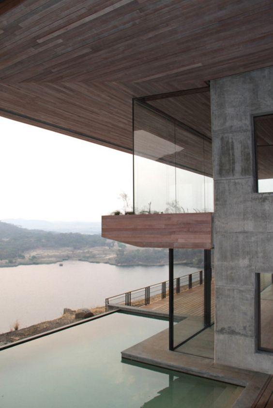 Studio Seilern Architects & and Muzia Sforza: Gota Dam Residence, Zimbabwe
