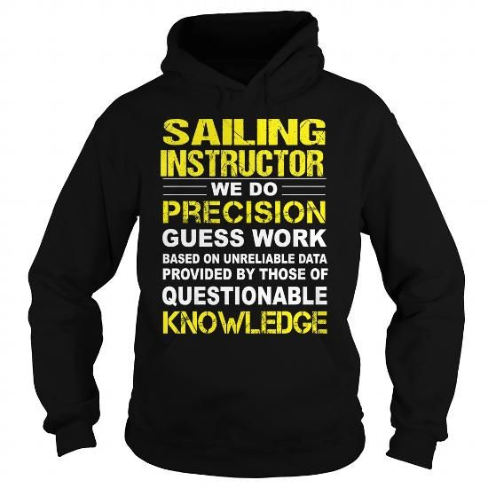 Sailing Instructor #tee #fashion
