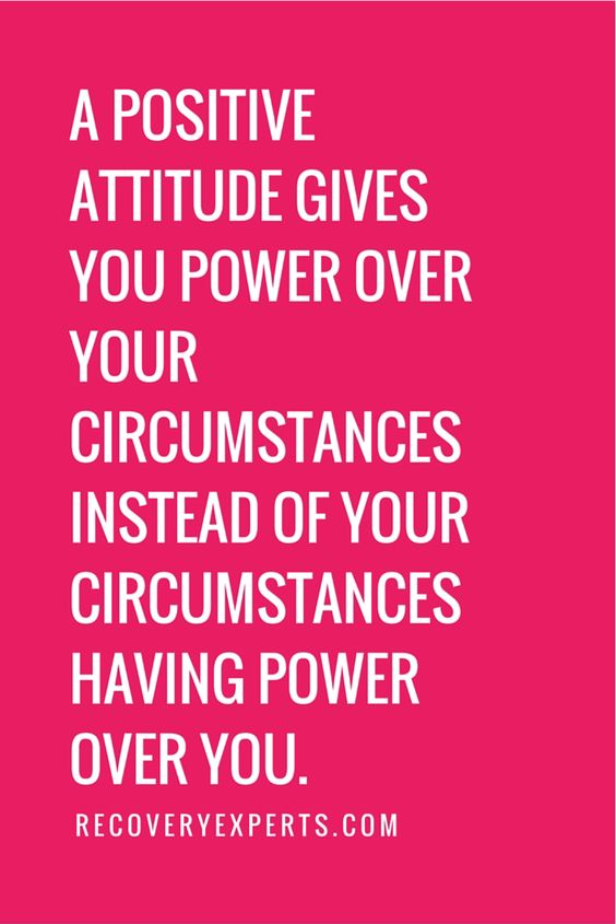 Classroom Enterprise Ideas ~ Inspirational quotes a positive attitude gives you power