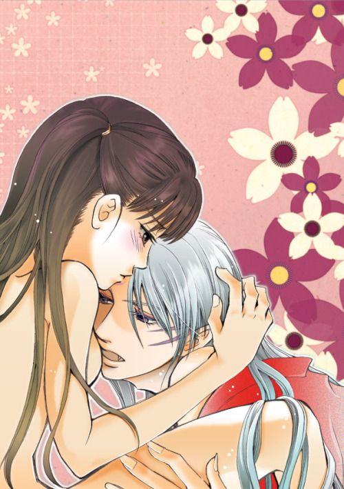 愛をください(殺りん) by やなぎ.  -- *.* Oh my... This is so simple but erotic af.