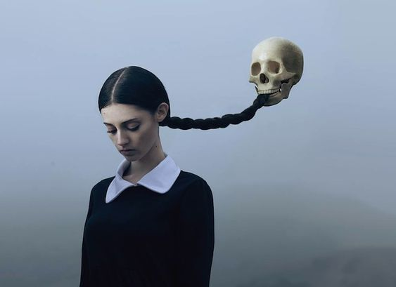 In the Wake of Thunder: Surreal New Series by Alex Stoddard - My Modern Metropolis