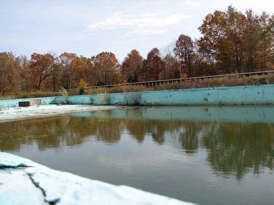 Lincoln Park Swim Club Nj Abandoned Pools Pinterest