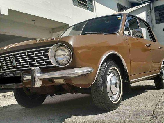 FORD CORCEL 1 1972 a venda - carros antigos