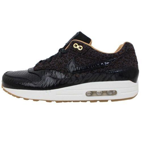 nike shox vc 5 chaussures - Nike Air Max 1 Leopard Pack pour Femme Baskets basses Safari Blanc ...