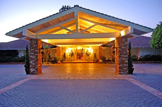 Drive thru carport concept for the home pinterest for House plans with drive through carport
