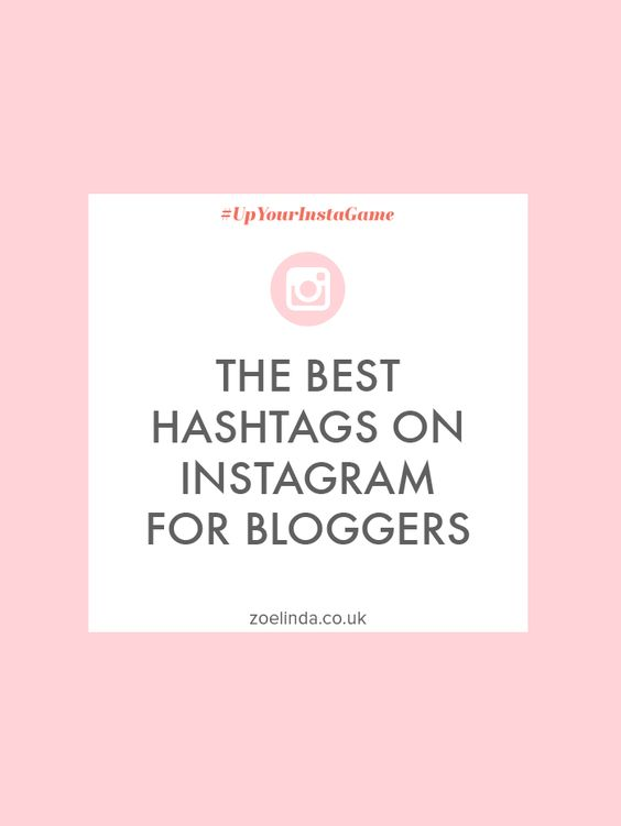 Improve your Instagram by using the best hashtags for bloggers. You'll also get access to my mammoth list of Instagram hashtags for free! Save this pin so you don't lose it!