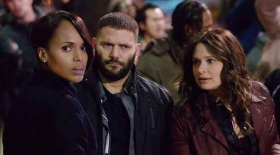 Scandal • Olivia, Huck & Quinn
