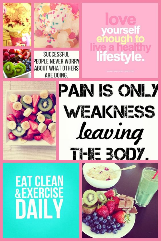 Daily motivation! These will all lead to a better, overall life:) #health #fitness #diet