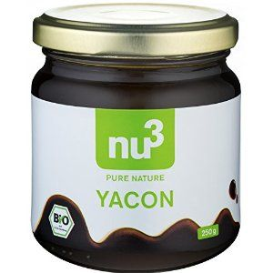 nu3 Bio Yacon, Sirup, 250g