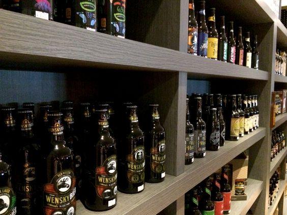 Loja Mestre-Cervejeiro.com Ecoville #franquia #franchising #abf #loja #cerveja #beer #store