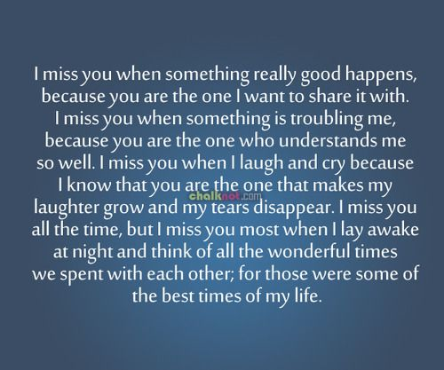 Sad Quotes For Him I Miss You: I Miss You, Miss You And I Miss You Quotes On Pinterest