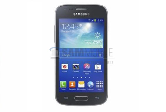Ace 3 Pictures of Samsung Galaxy Ace 3 Leaked Online